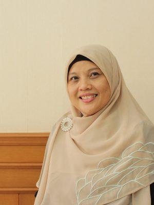 Dr. Eng. Maidiawati, ST. M.Eng