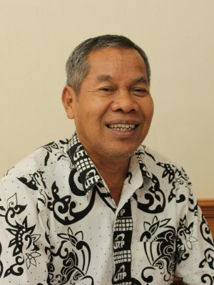 Ir. Drs. Nasrul, MT