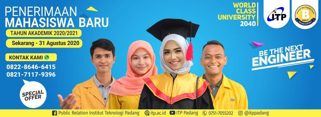 Segera Bergabung Dengan Institut Teknologi Padang