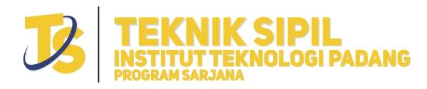Teknik Sipil Sarjana | Institut Teknologi Padang