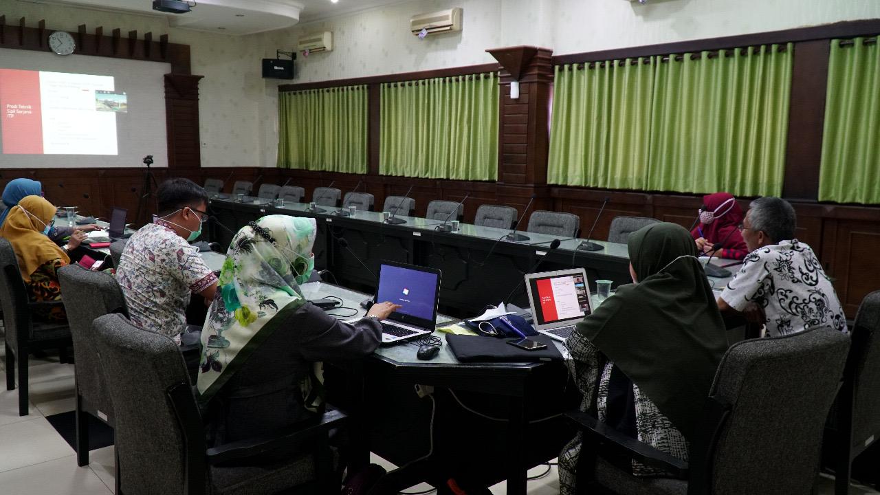 DISEMINASI DENGAN PERGURUAN TINGGI SE-INDONESIA, JURUSAN TEKNIK SIPIL MATANGKAN PERSIAPAN EXCHANGE STUDENT